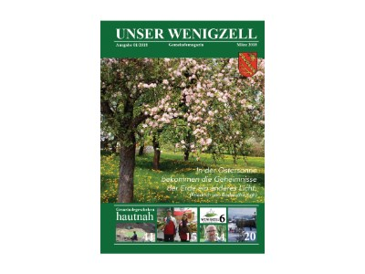 Gemeindezeitung Osterausgabe März 2018 klein